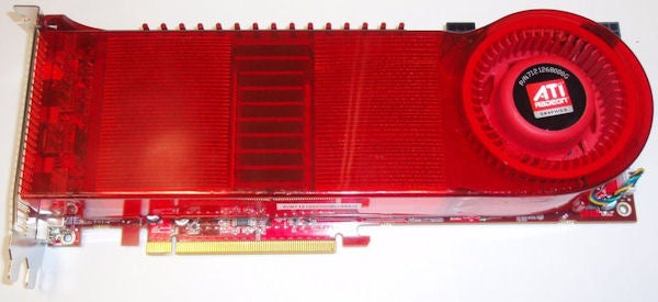 CES 2008: AMD Radeon HD 3870 X2 Spotted
