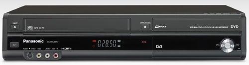 panasonic dmr ez47v dvd recorder vhs combi review trusted reviews rh trustedreviews com panasonic dmr ez47v user manual Panasonic DMR EZ47V DVD Recorder