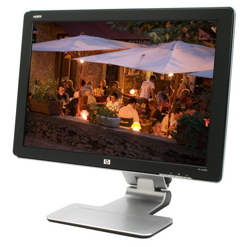 Hp w2408h software