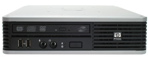 HP Compaq dc7800p Ultra Slim Desktop Review | Trusted Reviews