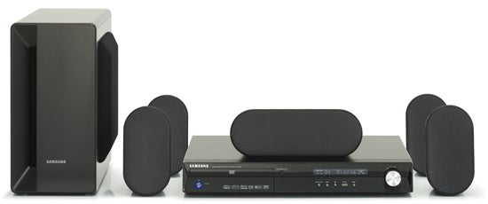 Samsung Ht X30 5 1 Dvd System Review Trusted Reviews