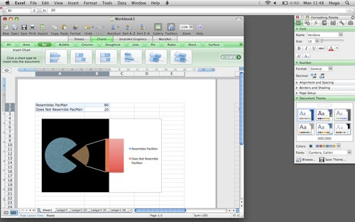 Microsoft Office For Mac 2008 – Microsoft Office 2008: Excel