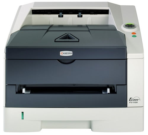 Kyocera Mita FS-1100 Mono Laser Printer Review | Trusted Reviews