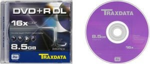 Traxdata Makes First 16x DVD+R DL Discs | Trusted Reviews