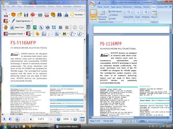 Nuance PDF Converter Professional 5 – Nuance PDF Converter
