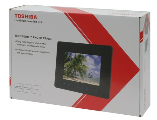 Toshiba TekBright Digital Photo Frame Review | Trusted Reviews