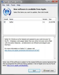 Safari Pushed To Windows Users Via iTunes | Trusted Reviews
