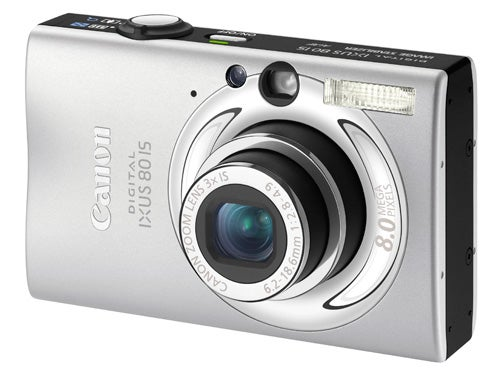 Canon IXUS 80 IS Review | Trusted Reviews