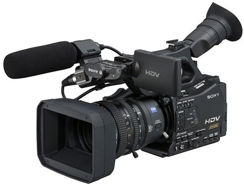 Sony HVR-Z7E Camcorder Review | Trusted Reviews