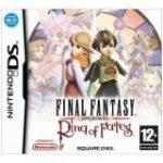 Final Fantasy Crystal Chronicles - Ring of Fates - DS