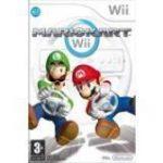 Mario Kart + Wii Wheel (Wii)