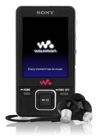 sony walkman nwz a829 review trusted reviews. Black Bedroom Furniture Sets. Home Design Ideas