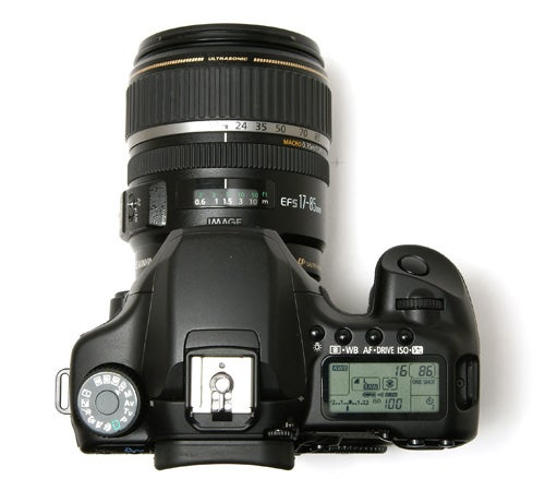 Canon EOS 40D Review | Trusted Reviews