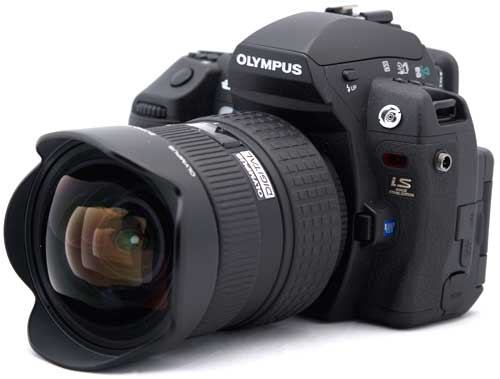 Olympus E-3 Digital SLR Review | Trusted Reviews
