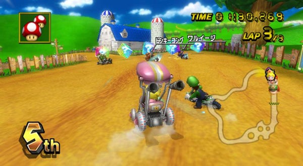 Mario Kart Wii Review Trusted Reviews