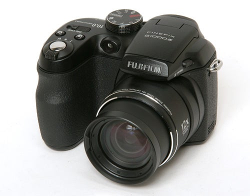 Fujifilm FinePix S1000fd Review | Trusted Reviews