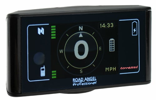 Road Angel Professional Connected Review Trusted Reviews