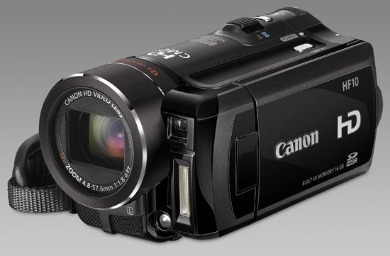 CANON HF10 WINDOWS 7 X64 TREIBER