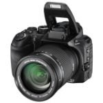 "FinePix S100fs 11.1 Megapixel Bridge Camera - 7.10 mm-101.50 mm (2.5"" LCD - 14.3x Optical Zoom - 3840 x 2880 Image - 640 x 480 Video)"