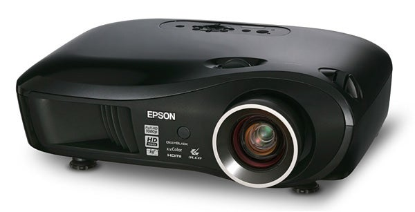 Epson EMP-TW2000 LCD Projector Review   Trusted Reviews