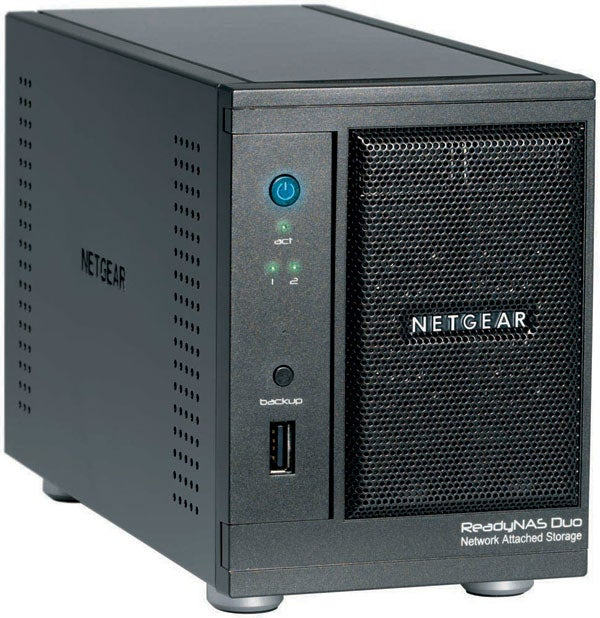 Netgear ReadyNAS Duo Review | Trusted Reviews