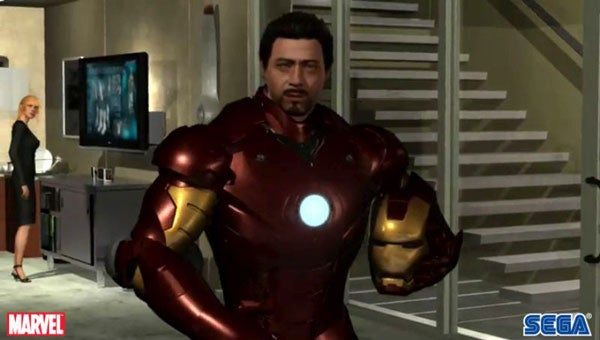 Image result for ironman video game