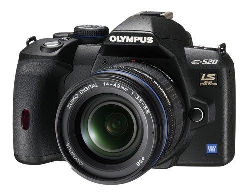 olympus e 520 review trusted reviews rh trustedreviews com
