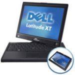 Dell Latitude XT, MS Windows Vista Business, Intel Core 2 Duo U7600 (Ultra Low Voltage)/1.2 GHz, 2 GB DDR II SDRAM/667 MHz, 80 GB IDE, 12.1 WXGA 1280 x 800, No Optical Drive  N/A, N/A/Radeon Xpress 1250, On board, NIC Adapter On board 1xBlueto