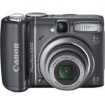 "PowerShot A590 IS 8 Megapixel Compact Camera - 5.80 mm-23.20 mm (2.5"" LCD - 4x Optical Zoom - 32 MB MMCplus Included - 3264 x 2448 Image - 640 x 480 Video - PictBridge)"