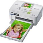 SELPHY CP760 Dye Sublimation Printer (Color Dye Sublimation - 52 Second Photo - 300 x 300 dpi - USB, PictBridge - PC, Mac)