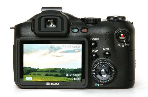 casio exilim ex f1 review trusted reviews rh trustedreviews com Casio Exilim User Manual casio exilim pro ex-f1 digital camera manual