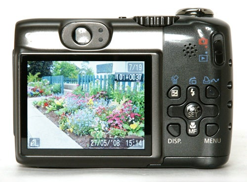 Canon PowerShot A590 IS Review   Trusted Reviews