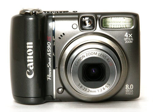 canon powershot a590 is review trusted reviews rh trustedreviews com Canon A590 Wrist Strap Canon A590 Wrist Strap