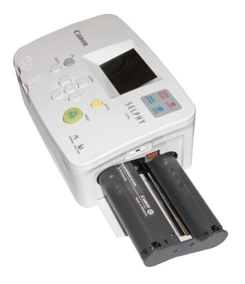 CANON SELPHY CP760 PHOTO PRINTER TREIBER