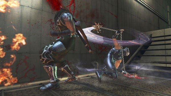 Ninja Gaiden 2 Review Trusted Reviews