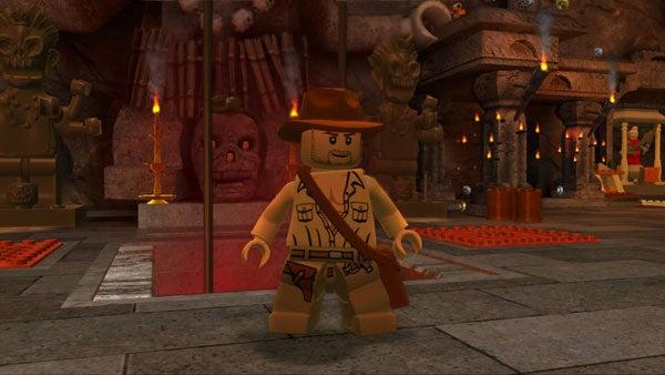 Lego Indiana Jones The Original Adventures Review Trusted Reviews