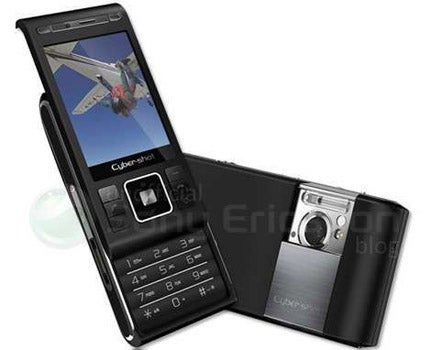 Sony Ericsson Prepping 8mp Cybershot Phone Trusted Reviews
