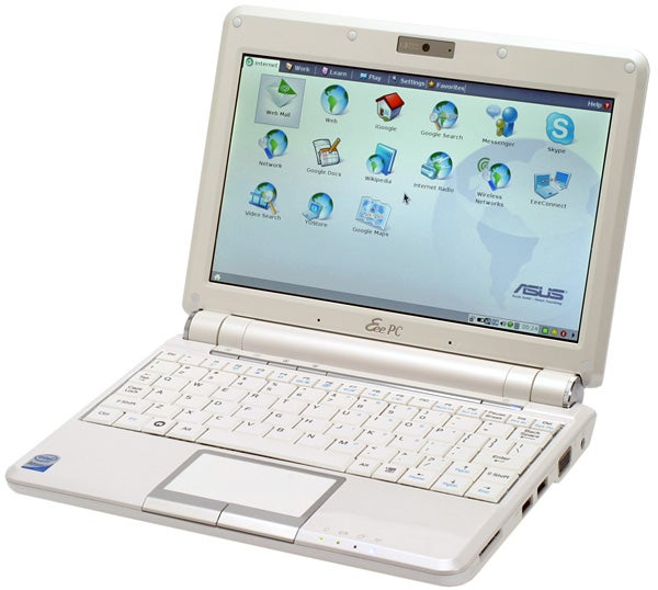 Asus Eee PC 901 20G Linux Edition Review | Trusted Reviews