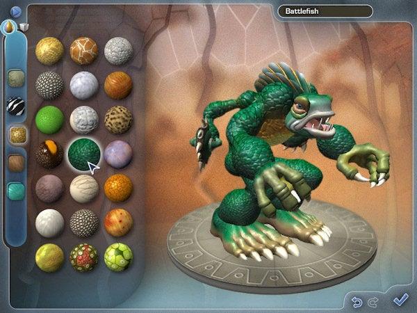 Advise you spore creature creator personal