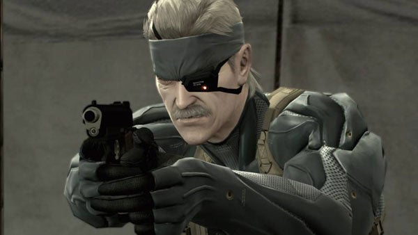 Play Metal Gear Solid 4: Guns of the Patriots on PC today