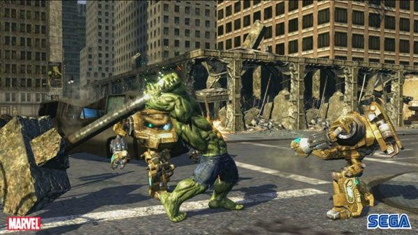 Image result for hulk video game