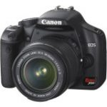 EOS Rebel XSi Black SLR Digital Camera Kit (12.2MP, 4272x2848, SD/SDHC Card Slot)