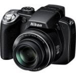 "Coolpix P80 10.1 Megapixel Bridge Camera - 4.70 mm-84.20 mm - Black (2.7"" LCD - 18x Optical Zoom - 3648 x 2736 Image - 640 x 480 Video)"