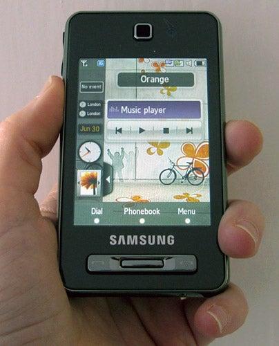 widget samsung f480
