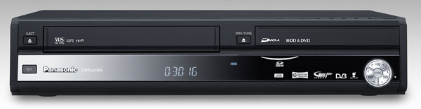 Panasonic Dmr Ex98v Dvd Hdd Vhs Recorder Review Trusted