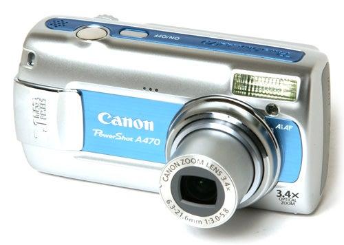 CANON A470 DIGITAL CAMERA DRIVER FOR WINDOWS