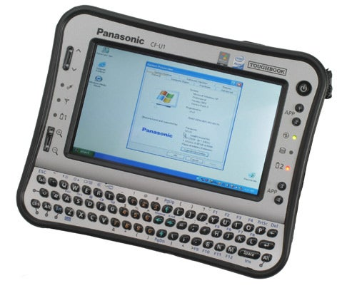 PANASONIC TOUGHBOOK CF-U1 DRIVER FOR WINDOWS 10