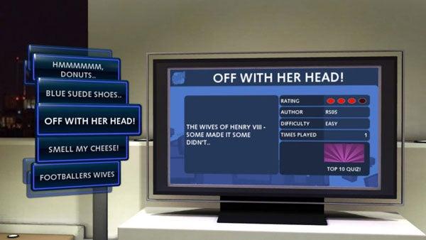 Buzz! Quiz TV – Buzz! Quiz TV Review | Trusted Reviews