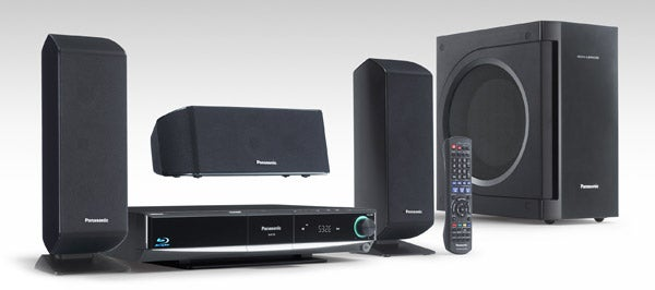 Panasonic SC-BT100 Blu-ray Home Cinema System Review | Trusted Reviews