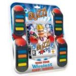 Buzz!: Quiz TV with 4 Wireless Buzzers (PS3)